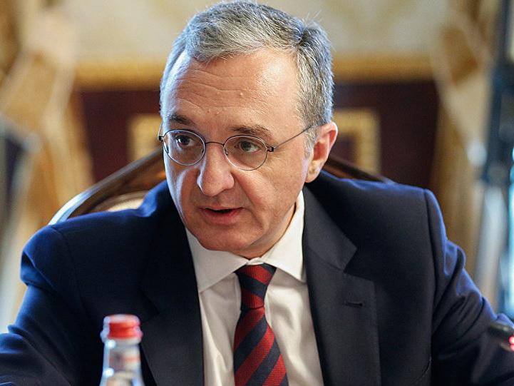 Глава МИД Армении: «Есть отличные идеи и взаимопонимание в диалоге с моим азербайджанским коллегой»