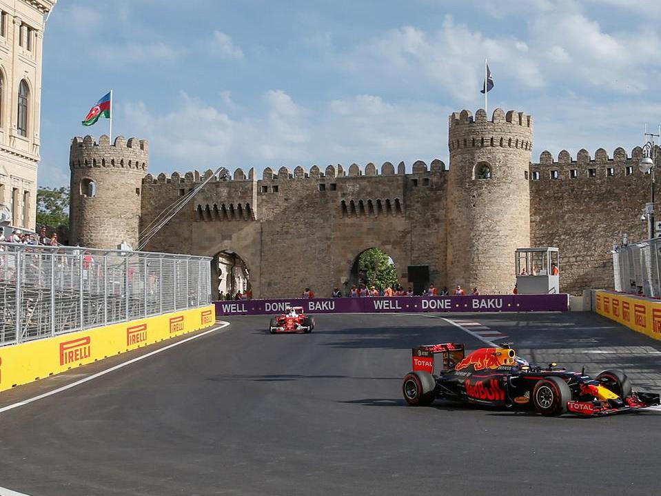 Опубликовано расписание Гран-при Азербайджана «Формулы-1» в 2020 году - ФОТО
