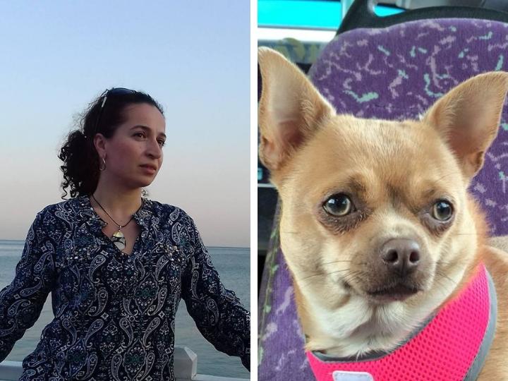 Нара Алиева: «Водитель Bakubus выставил меня за дверь с детьми потому, что у меня была маленькая собачка» - ФОТО