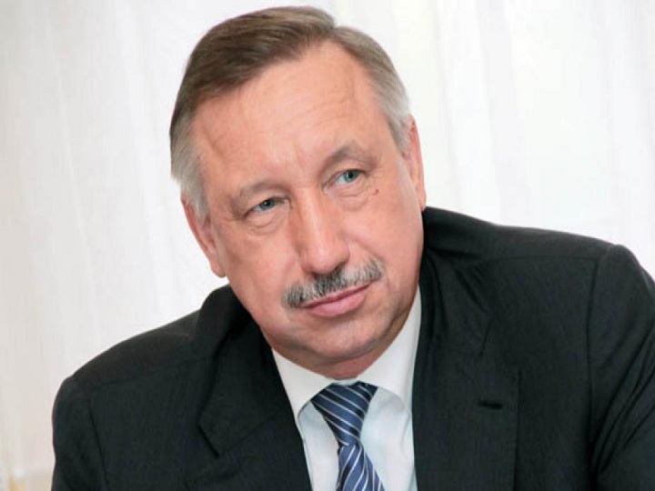 Bakılı Sankt-Peterburqun qubernatoru seçilib