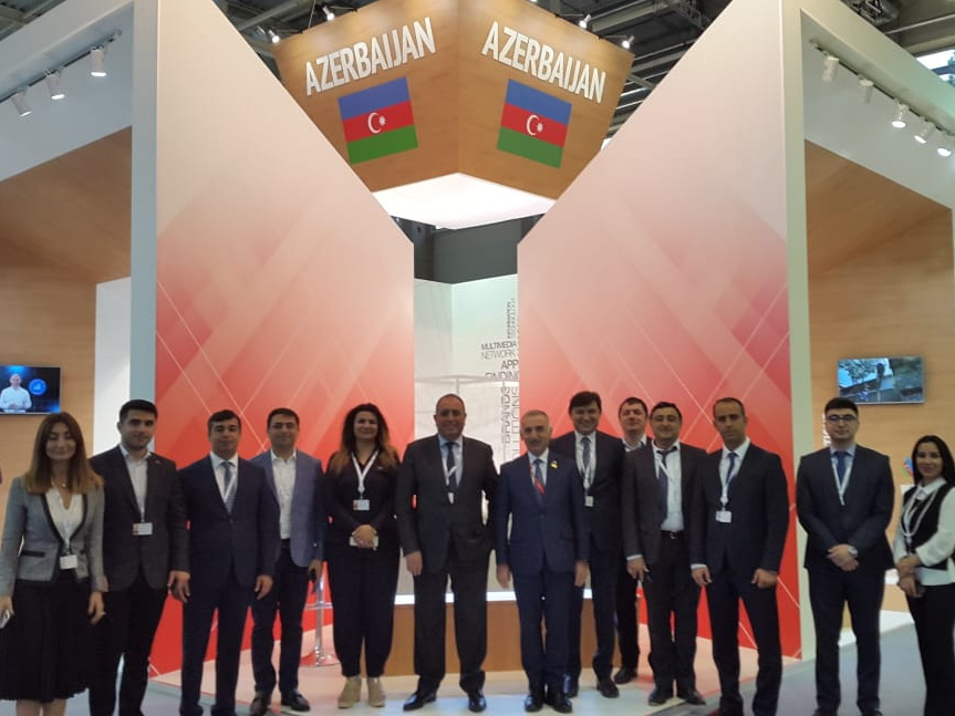Azercell представляет инновационные услуги на международной выставке «ITU Telecom World 2019»
