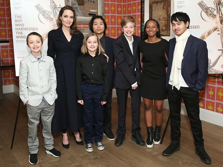 Анджелина Джоли готовится вновь стать матерью – ФОТО   1news.az   Новости