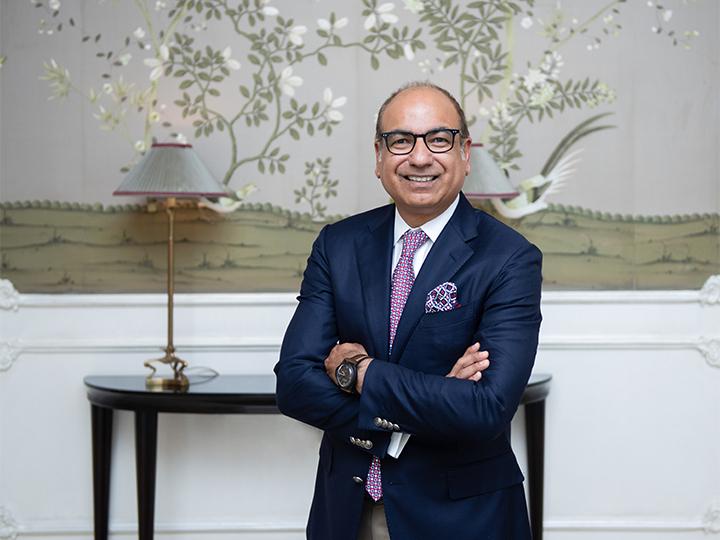 5-ого сентября Four Seasons Hotel Baku встретил нового генерального менеджера Боба Сури