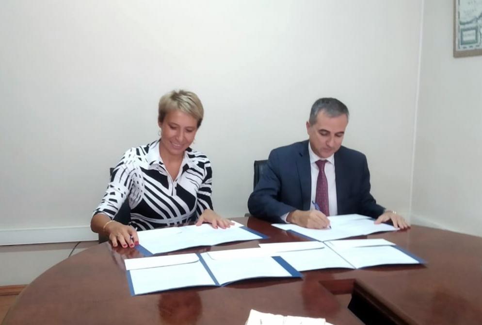 BMTM Gürcüstanın Strateji və Beynəlxalq Araşdırmalar Mərkəzi ilə əməkdaşlıq edəcək