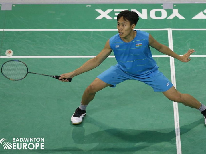 Азербайджанский бадминтонист близок к попаданию на Олимпиаду в Токио