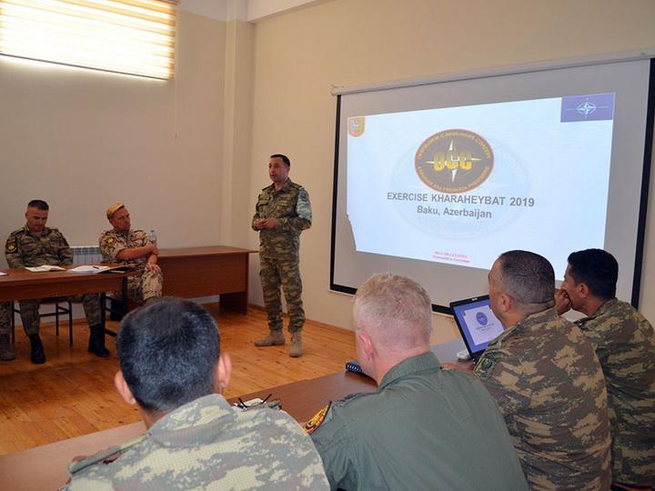 В Баку прошли оценочные учения НАТО - ФОТО - ВИДЕО