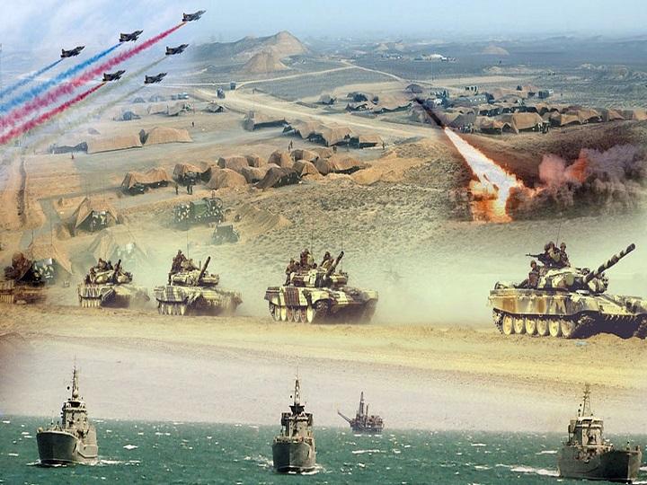 Azərbaycan Ordusunun genişmiqyaslı təlimləri keçiriləcək