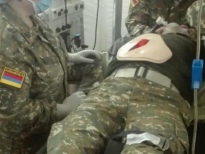 Военнослужащий армянской армии покончил с собой в коровнике
