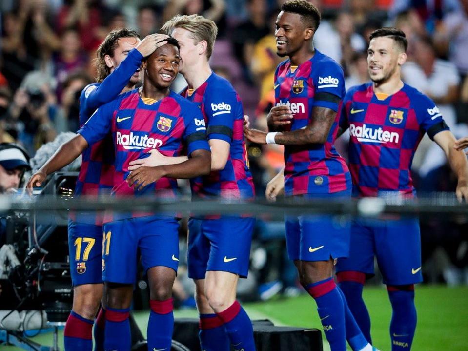 Дубль Суареса помог «Барселоне» разгромить «Валенсию» - ФОТО