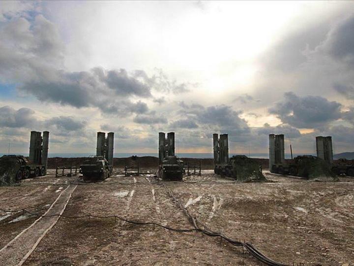 Завершились поставки второй батареи С-400 в Турцию