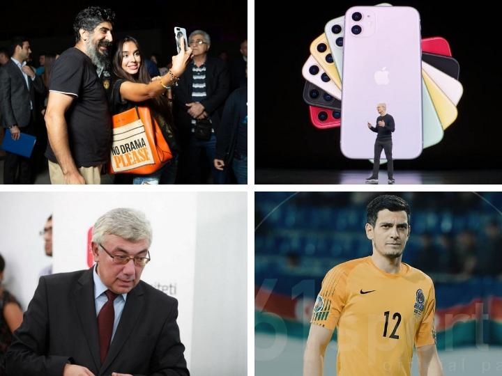 Главное за неделю: встреча власти и оппозиции, новый iPhone, невероятные сейвы Балаева и не только - ФОТО
