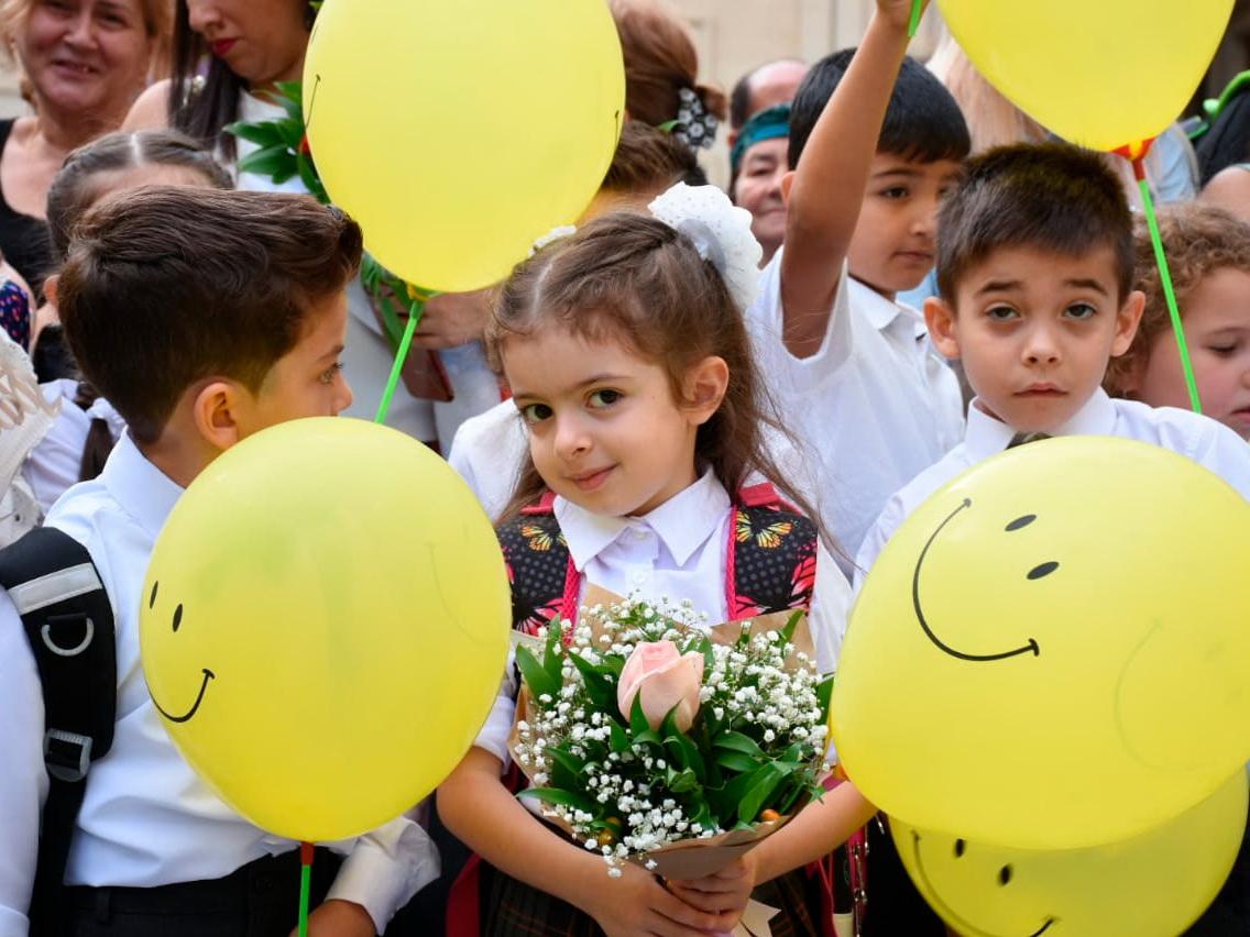 В Азербайджане начался новый учебный год – ФОТОРЕПОРТАЖ