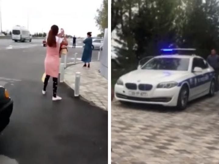 В Азербайджане полицейские спасли месячного малыша – ВИДЕО