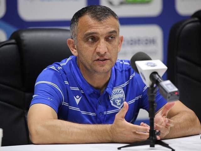 «Сабах» отправил в отставку главного тренера