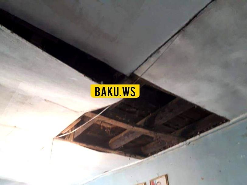 Минобразования прокомментировало обрушение потолка в сельской школе - ФОТО