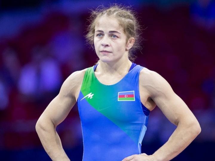 Мария Стадник вышла в финал чемпионата мира и принесла Азербайджану первую олимпийскую лицензию в борьбе - ФОТО