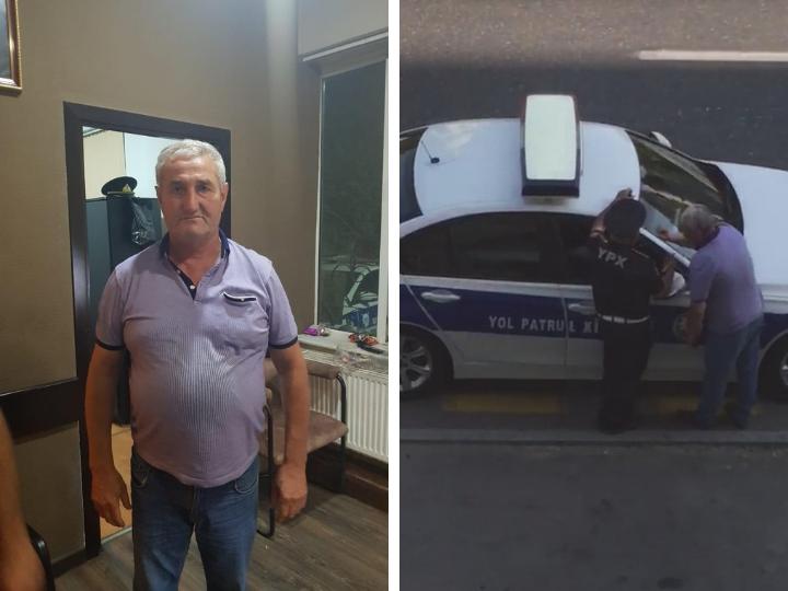 Оскорбивший полицейских водитель угодил в тюрьму - ФОТО - ВИДЕО – ОБНОВЛЕНО