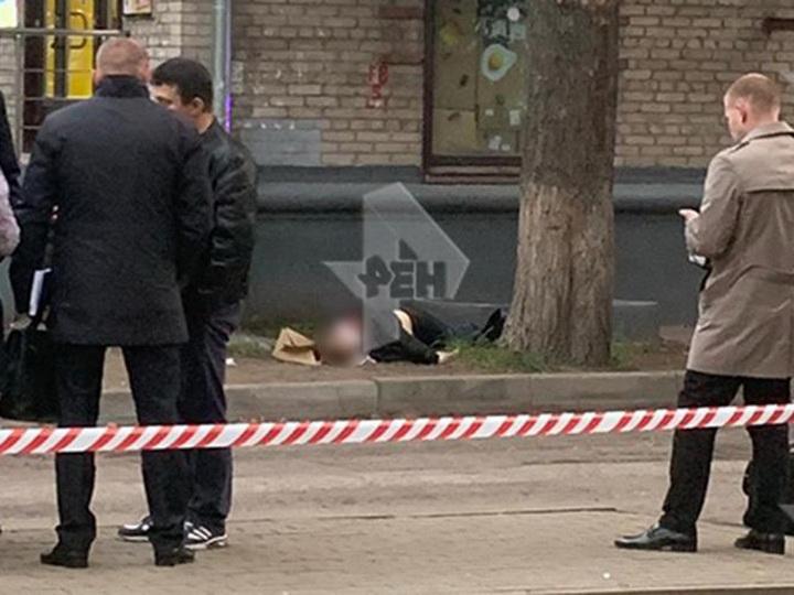 Полицейский расстрелял коллег при задержании за взятку в Москве