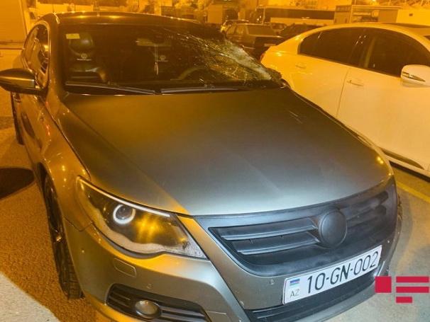 ДТП со смертельным исходом: В Баку Volkswagen Passat сбил на «зебре» 25-летнюю девушку