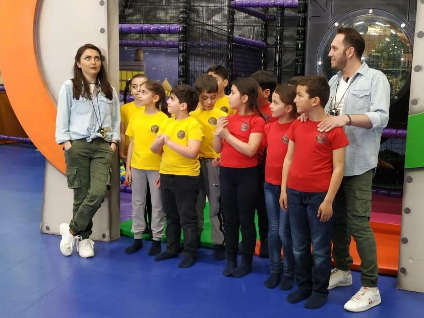 «Yeddi şüşə»: как превратить детскую передачу в настоящее шоу – ФОТО – ВИДЕО