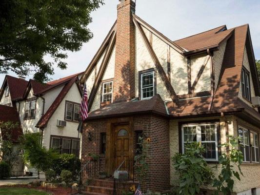 Дом, в котором вырос Дональд Трамп и попытки его перепродать