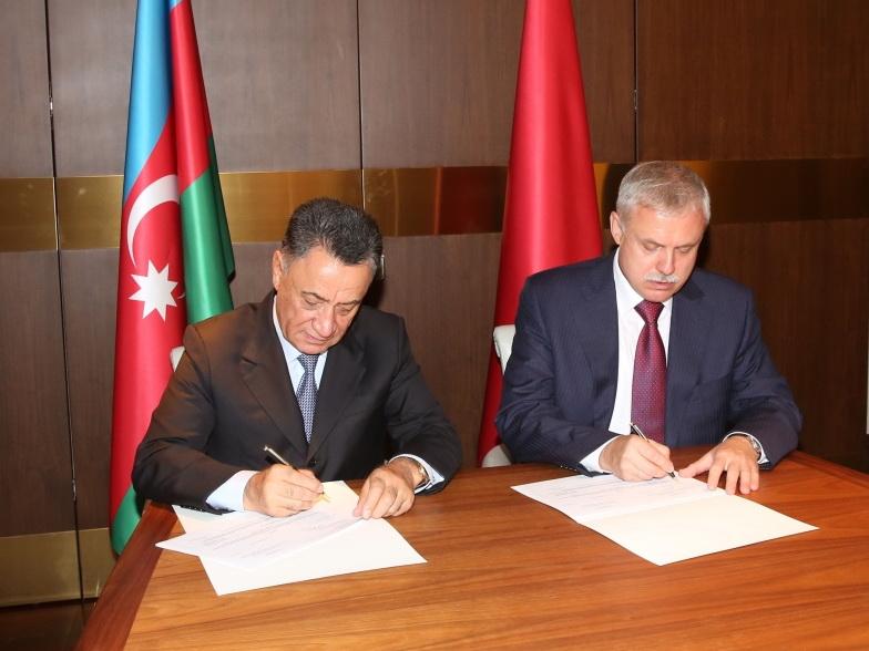 Деятельность в области безопасности имеет важное значение в двусторонних отношениях между Азербайджаном и Беларусь