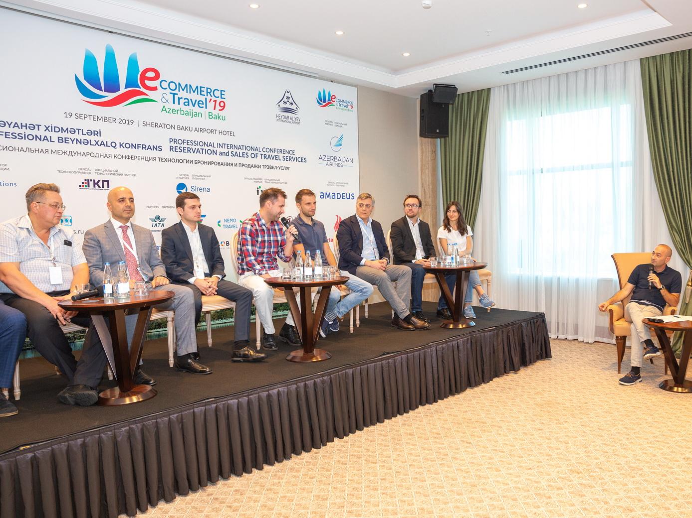При поддержке AZAL в Баку прошла крупная конференция e-Commerce & Travel 2019