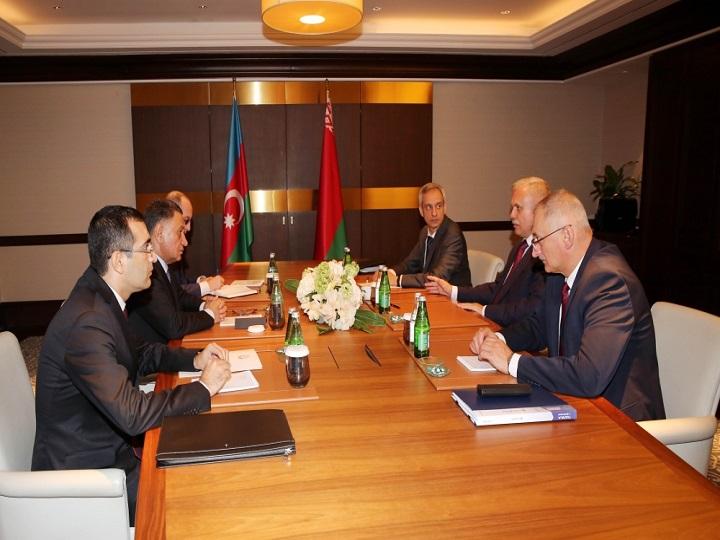 Azərbaycanla Belarus arasında təhlükəsizlik sahəsində əməkdaşlıq Planı imzalanıb