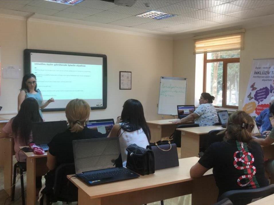 В рамках проекта «Цифровые навыки» проходят тренинги по повышению квалификации  – ФОТО
