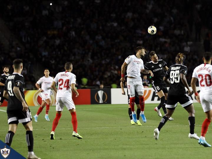 «Карабах» проиграл битву, но впереди война за плей-офф Лиги Европы – ФОТО – ВИДЕО