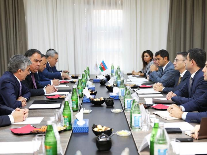 Состоялась встреча между ЗАО AzerGold и делегацией Таджикистана