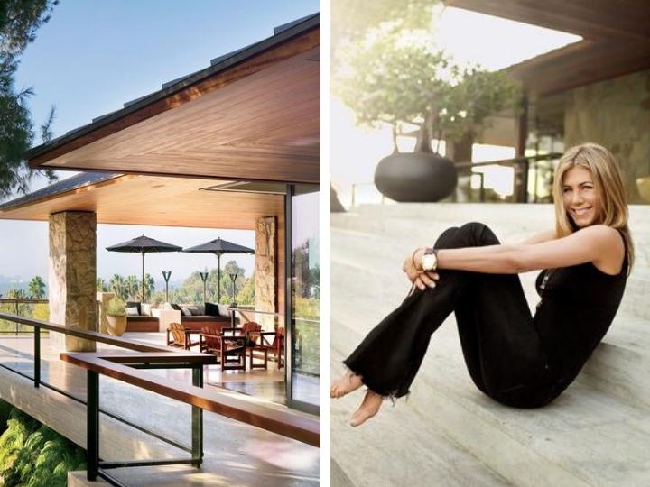 Дорого – богато: «балийский дом» Дженнифер Энистон в Беверли Хиллз - ФОТО