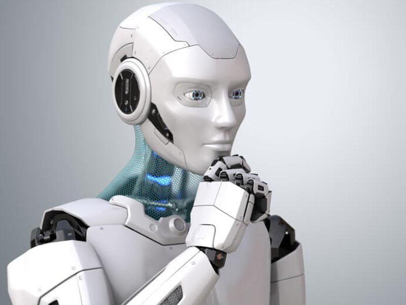 Robotlar da ağrını hiss edəcəklər