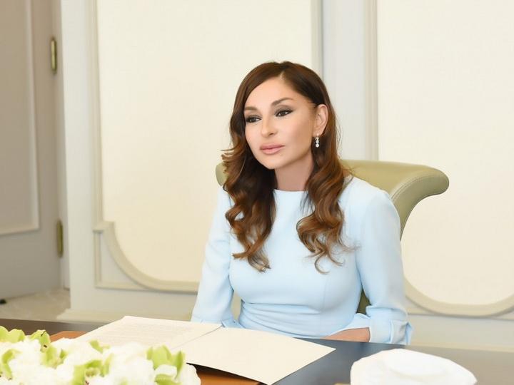 Мехрибан Алиева поздравила нефтяников с 25-летием «Контракта века»