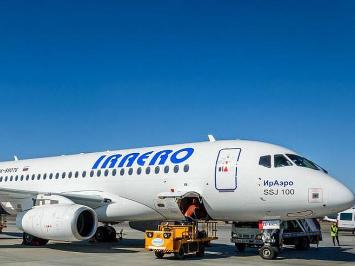 ИрАэро совершит полеты в Баку из 3 городов РФ