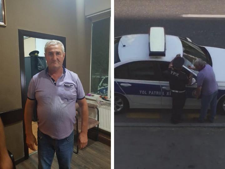 Неожиданно: В Баку уволен полицейский, которого оскорбил таксист - ФОТО - ВИДЕО
