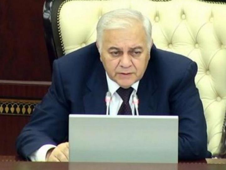Председатель Милли Меджлиса примет участие в IV конференции парламентских председателей стран Евразии