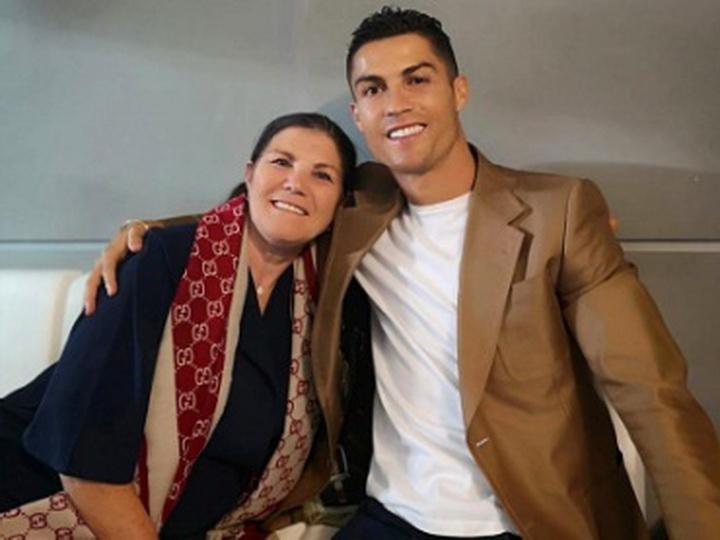 Мать Роналду назвала любимый клуб сына в детстве