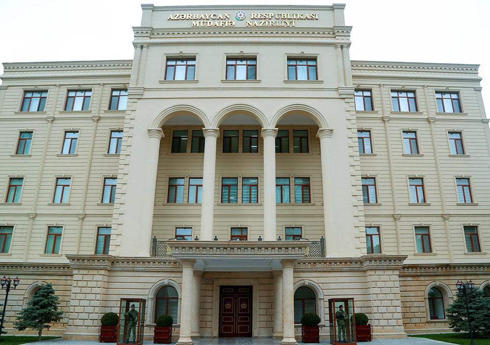 При невыясненных обстоятельствах погиб азербайджанский военнослужащий
