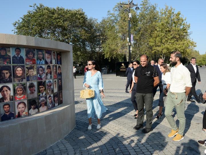 В Приморском национальном парке открылась фотовыставка, посвященная мультикультуральным ценностям Азербайджана - ФОТО