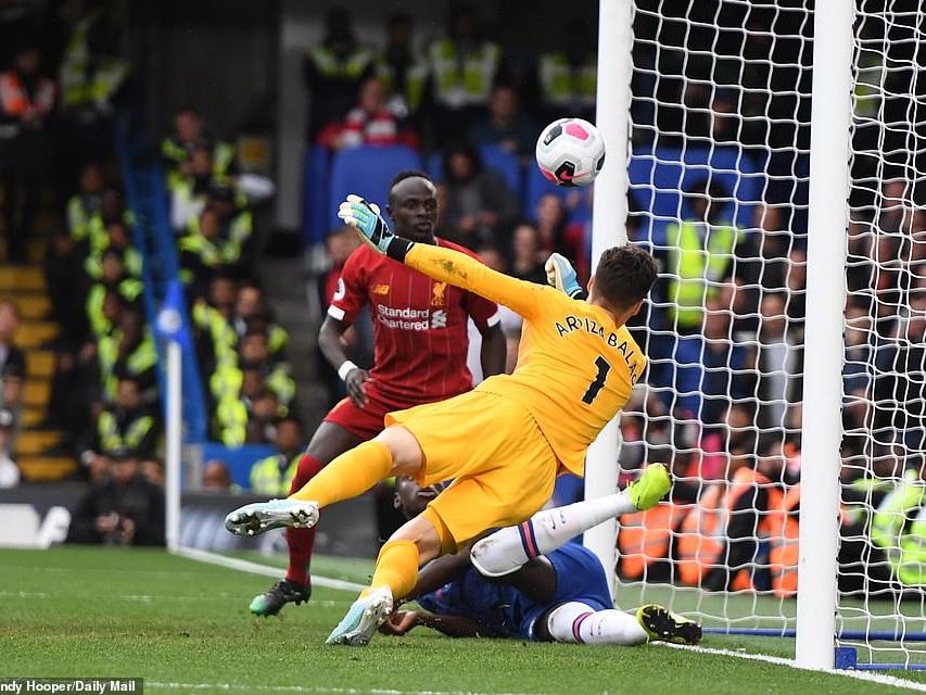 «Ливерпуль» обыграл «Челси», одержав 15-ю победу подряд в АПЛ - ФОТО