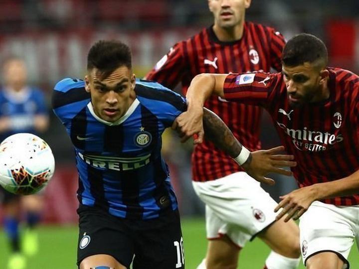Миланское дерби: «Интер» оказался сильнее «Милана» - ФОТО - ВИДЕО