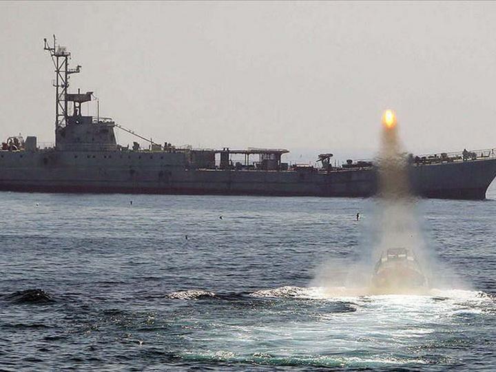 Иран проведет совместные морские учения с Китаем и Россией