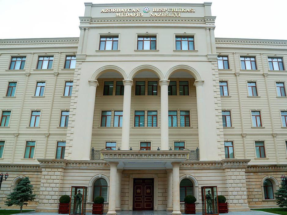 Минобороны: «Азербайджанский солдат заблудился и был убит вражеской стороной»