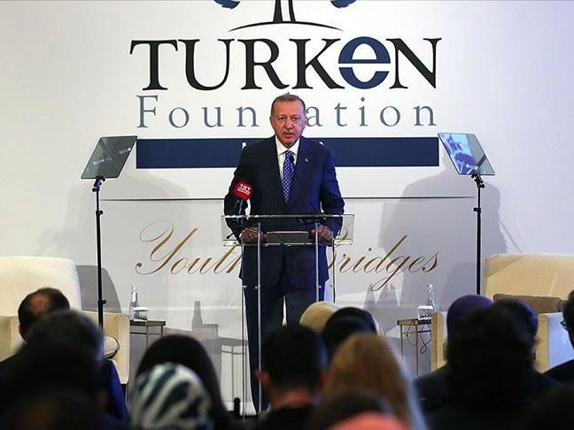 Эрдоган: «Фетуллах Гюлен – шарлатан, а его пособники – манкурты»