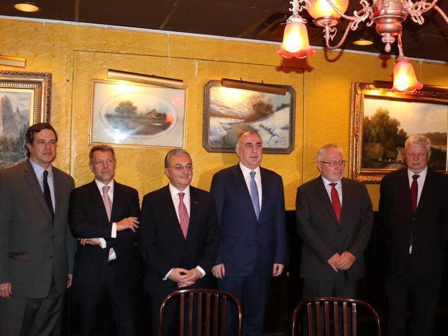 В Нью-Йорке прошла встреча глав МИД Азербайджана и Армении