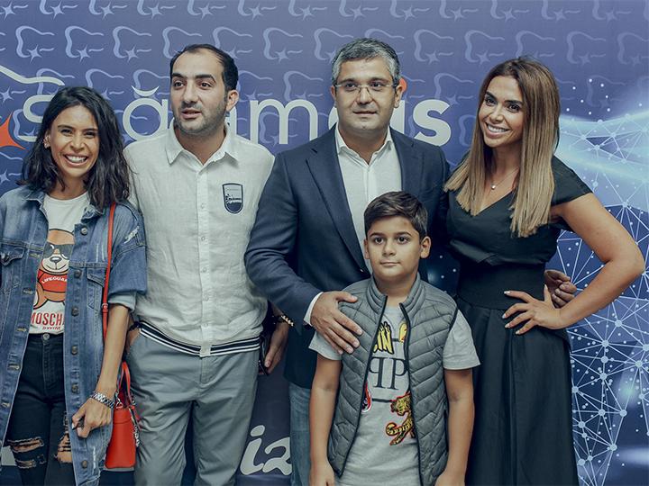 Центр современной стоматологии Sağlam Diş отметил 10-летие, открыв новый филиал - ФОТО - ВИДЕО