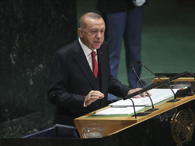 Эрдоган пообещал преподать урок Хафтару, если он продолжит нападения на ПНС в Ливии