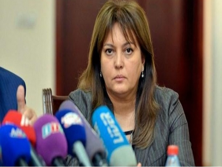 Umayra Tağıyeva: Bu gün Bakıda ən yüksək temperatur qeydə alınıb