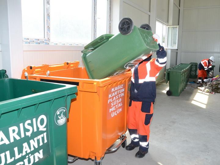 Позитивные итоги сортировки мусора в Баку: Жители столицы активно участвуют в проекте - ФОТО